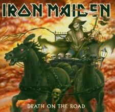 IRON MAIDEN / DEATH ON THE ROAD - LIVE * NEW 2CD'S  * NEU *
