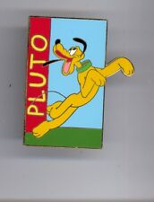 Da Disney Auctions Dog Pluto Jumping Name Series Le 250 Pin