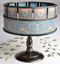 ZOETROPE ANIMATION Traditional Classic Victorian Toy | Optical Toys