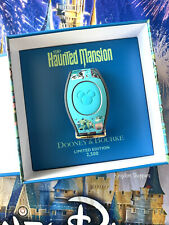 2021 Disney Dooney & Bourke Haunted Mansion Le 2500 Magicband Unlinked New