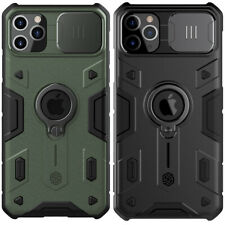Nillkin Real CamShield Armor Case Cover Ring Stand For Apple iPhone 11 Pro Max