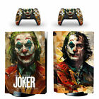 The Joker Vinyl Skin Decal Sticker for PS5 Console & 2 Controllers Disc Version