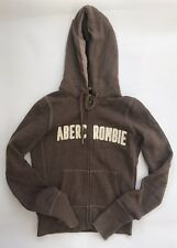 Abercrombie & Fitch A&F Women's Hoodie Medium Worn Stitched