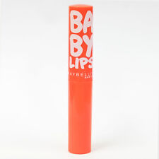 Maybelline Baby Lip Sheer Colour Changing Moisturising Balm Peach Bloom Spf16