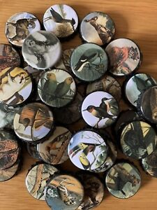 30 Rare beer bottle tops caps Nature Animals Mixed