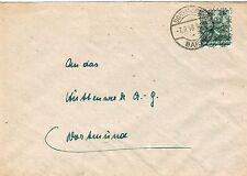 Anderes-Prüfzeichen Briefmarken aus der US-& britischer Zone (ab 1945)