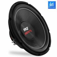 Pyle PLPW15D 15-Inch 2000W Dual 4-Ohm Subwoofer