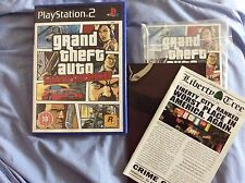 Grand Theft Auto Liberty City Stories With Rare Postcards - PlayStation 2