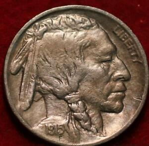 1915 Philadelphia Mint  Buffalo Nickel