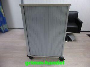 Mobiles Sideboard Steelcase Werndl Querrollo Büromöbel Aktenschrank Schrank Cady