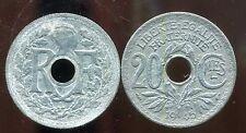 20 centimes  ZINC LINDAUER   1945   ( 3 )