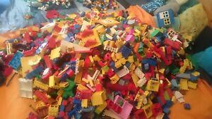 2 kg Lego Duplo Steine  Figuren Tiere Riesen Sammlung  Konvolut Kiloware