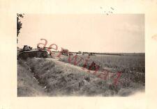 Franz. Panzer Char B1 Rückzugstrasse bei Calais  Frankreich
