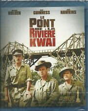 BLU RAY - LE PONT DE LA RIVIERE KWAI avec JACK HAWKINS ( NEUF EMBALLE )
