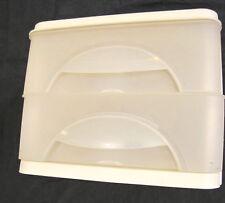 Cassettiera 2 cassetti portatile camping anti urto leggera in plastica Curver