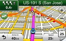2017 USA United States car navigation map set for Garmin GPS on MicroSD card
