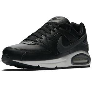 Scarpe Nike Nike Air Max Command Leather 749760-001 Nero