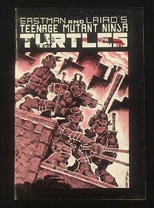 TEENAGE MUTANT NINJA TURTLES 1 ~ Third Print ~ 02/1985  (TMNT #1 1984 3rd Lot 2)