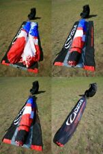Ozone Saucisse Concertina (2.88m) Tube Bag Pack For Paraglider Or Ppg Wings