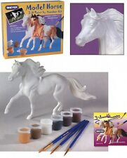 *NEW IN BOX* BREYER 4116 Paint by Numbers 3D Model Horse Kit