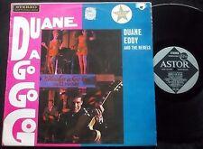 DUANE EDDY A Go Go LP Australia Astor SCP 490