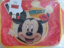 Disney Mickey Mouse Insulated Lunch Bag for Children Wh3 492