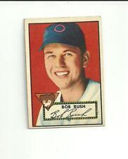 1952 Topps #153 Bob Rush