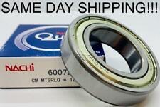 6007ZZ Nachi Bearing 35x62x14 Quality Made in Japan C3 /SAME DAY SHIPPING !!!