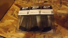 3 - Smith & Wesson M&P Shield -- factory NEW 9mm - 8rd - magazines mags (S293)