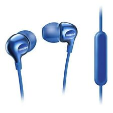 Philips She3705 auriculares azules con Micrófono Pmy02-96183