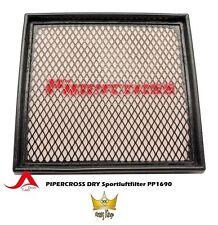 PIPERCROSS Sportluftfilter PP1690 höherer Luftdurchlass - auswaschbar - trocken