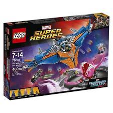 LEGO caja Capitán América