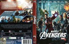 Marvel's Avengers  (2012) DVD Disney ed vendita - Robert Downey Jr. Chris Evans