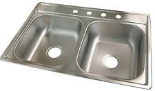 Franke Kindred 4 Hole Kitchen Sink FDS704NB