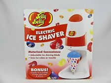 Jelly Belly Electric Ice Shaver Snow Cone Slushie Kids Summer Treat BNIB