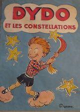 DURANNE. Dydo et les constellations. Touret.