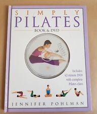 Simply Pilates: Book & DVD by Jennifer Pohlman (Mixed media product, 2003)
