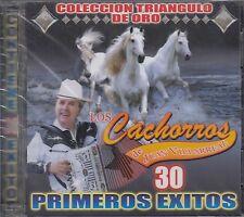 Los Cachorros de Juan Villareal 30 Primeros Exitos 2CD Nuevo sealed