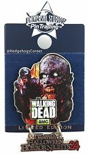 Universal Studios HHN24 Halloween Horror Nights 2014 TWD The Walking Dead Pin