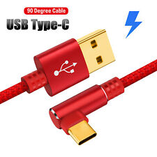USB C Type C 12W Fast Charging Charger Cable For Samsung Galaxy S10+ S9 Note 9
