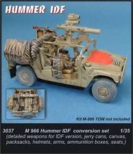 Czech Master 1/35 M966 Set Conversione IDF # 3037