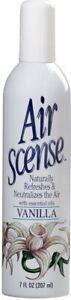Air Freshener by Air Scense, 7 oz Vanilla