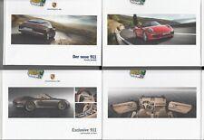 Porsche 911 Carrera - Typ 991 -  Prospekt Brochure 05 - 2012 -144 Seiten