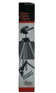 Vidpro Titanium Pro Series Video-Photo Lightweight Compact Tripod Model XT-350