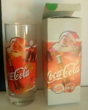 Vaso de tubo Coca Cola Burger King