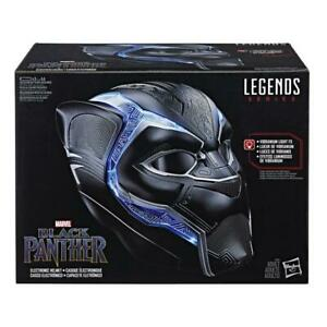 Marvel Legends Black Panther 1:1 Scale Wearable Helmet Cosplay