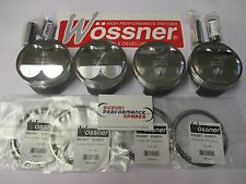 Wossner Suzuki GSXR1100 1246cc Big Bore Piston Kit