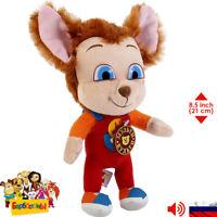 Barboskiny Kid Russian Talking Plush Soft Toys Original Licensed 8.5''/21 cm