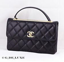 Seltene Chanel Flap Bag Damen Tasche komplett mit Zertifikat und OVP