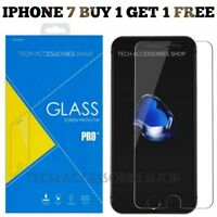 For Apple IPhone 7 - 100% Genuine Tempered Glass Film Screen Protector